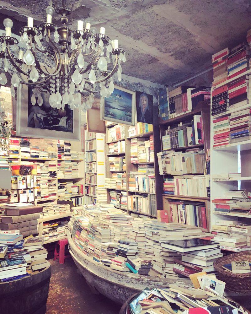 Best Venice bookshop!