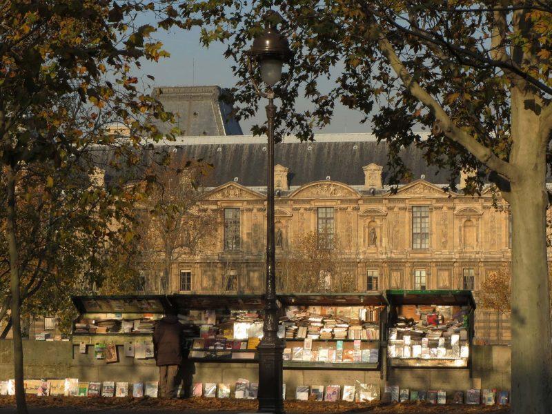 Paris bouquinistes