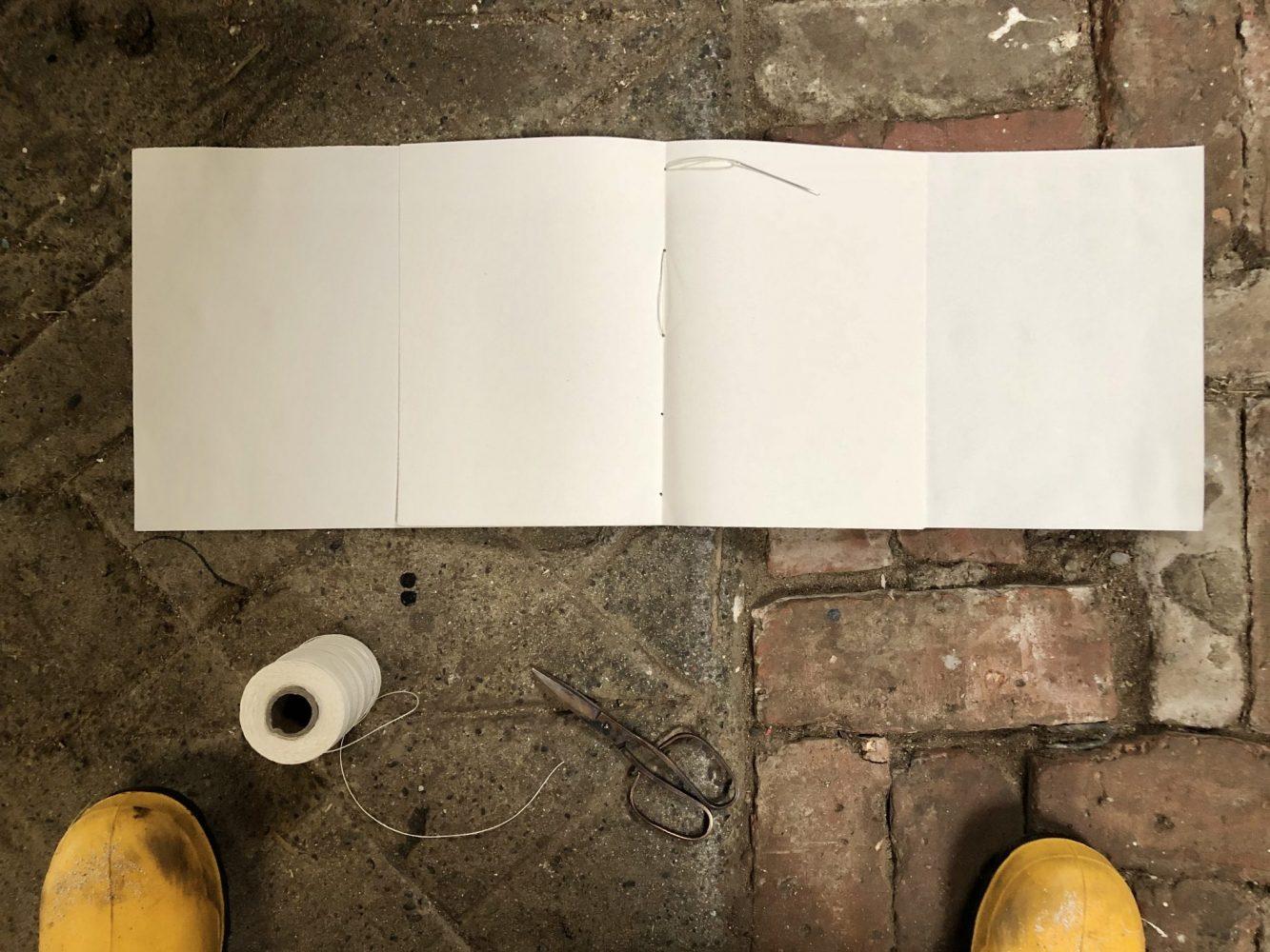 Make a journal - step 8