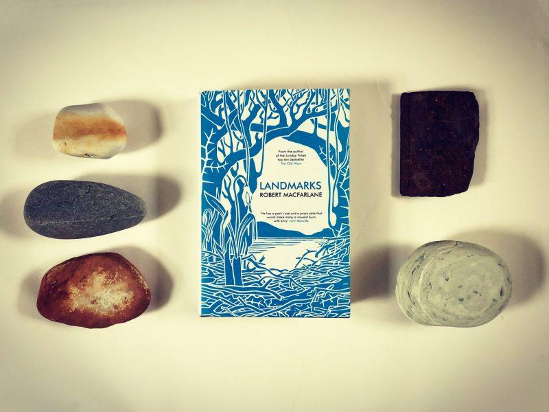 Landmarks, Robert Macfarlane. Book review by Rachel Hazell