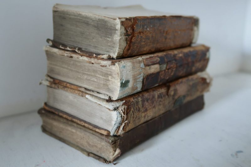 The Travelling Bookbinder, BookLove e-course: Worn spines