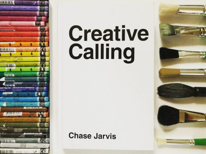 The Travelling Bookbinder: Good Reads 2020: Creative Calling: Chase Jarvis