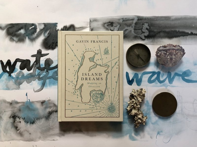 The Travelling Bookbinder: Book Review: Island Dreams: Gavin Francis