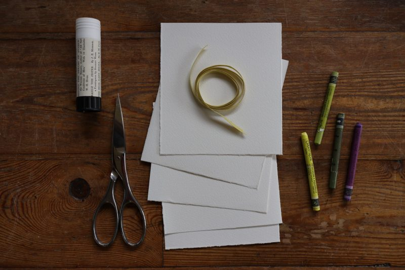 The Travelling Bookbinder: How to project: Egg book. You'll need